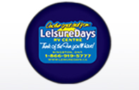 Leisure Days Tire Cover