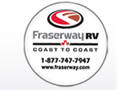 Fraserway RV Tire Cover