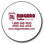 Niagara Trailers Tire Cover